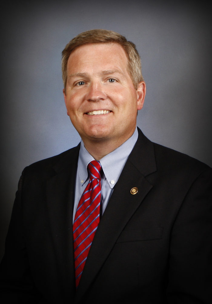 Warrensburg senator sponsors health benefit bill
