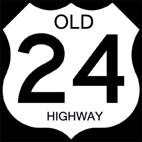 Old Highway 24 Closing Friday