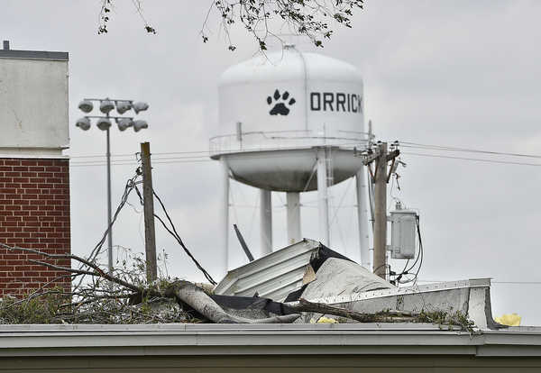 Orrick Plans Big Clean-up Tuesday