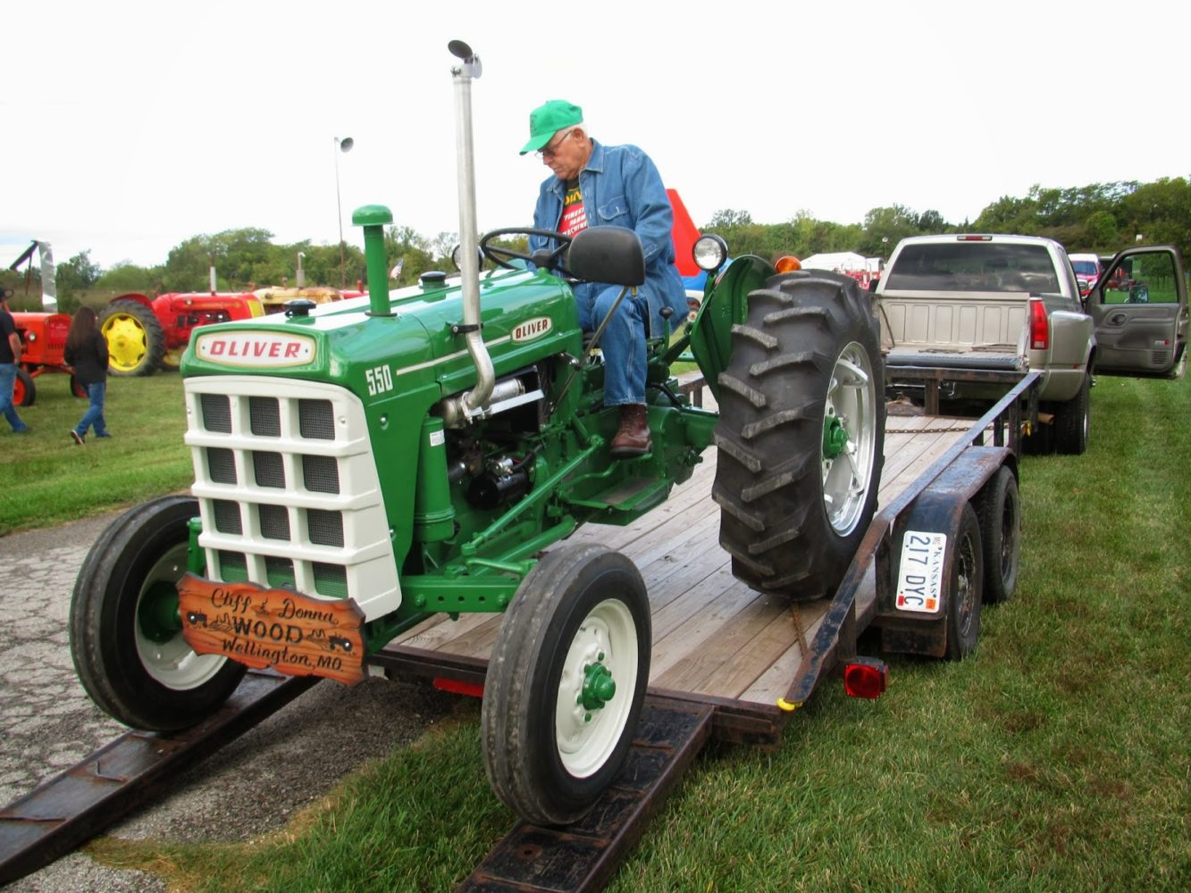 Harvest Celebration And Antique Tractor And Equipment Show