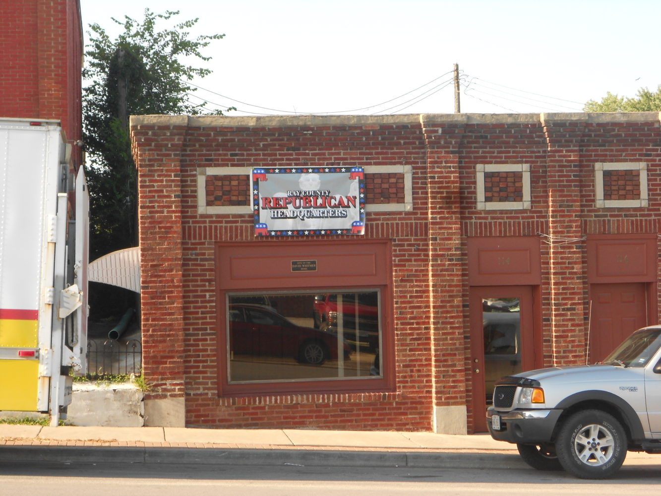 Ray Co. Republican Party Headquarters