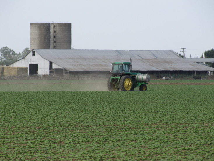 Thank a Farmer Week Puts Spotlight on Ag