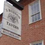 Fire extensively damages J. Huston Tavern at Arrow Rock
