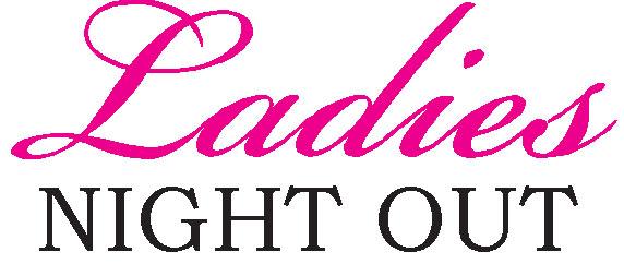 Image Gallery ladies night logo