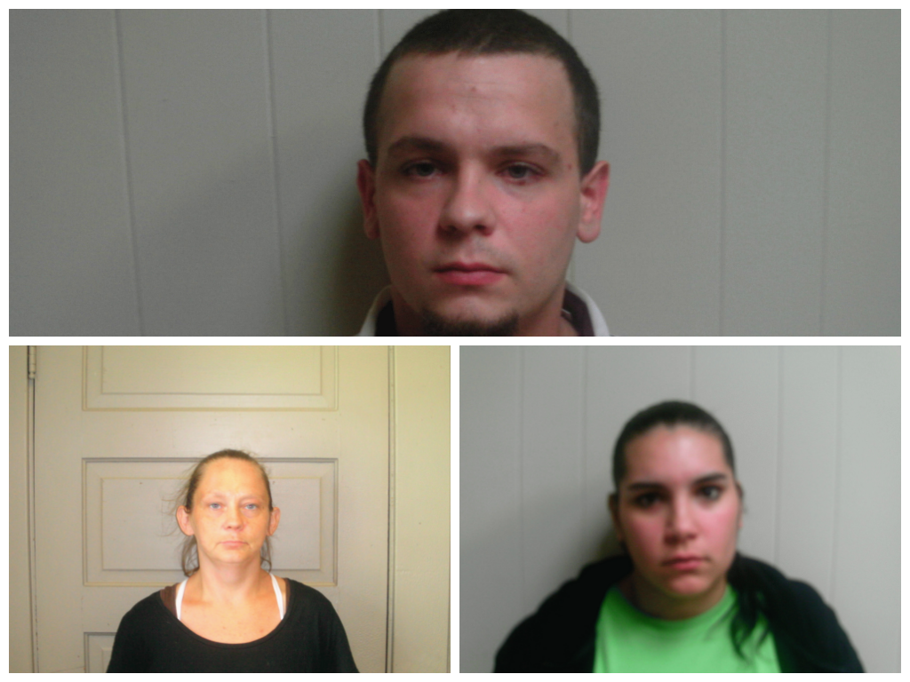 Bevier Residents Taken into Custody