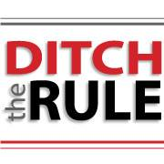 """Ditch The Rule"" Social Media Blitz"
