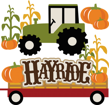 Child injured in hayride fall