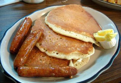 Hale City Lodge Hosts Breakfast