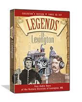 Legends of Lexington Tours
