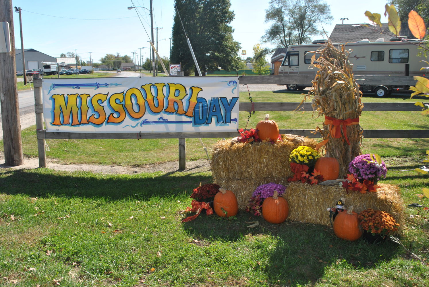 Missouri Day is Underway in Trenton