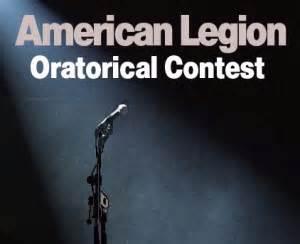 2015 American Legion Oratorical Contest