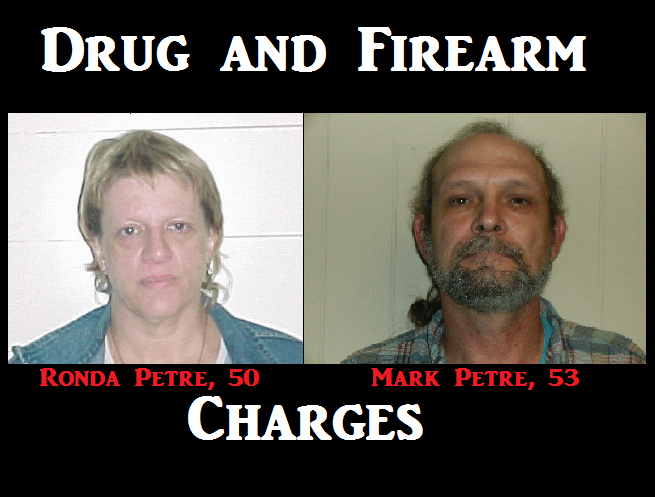 Callao Couple Faces Felony Charges
