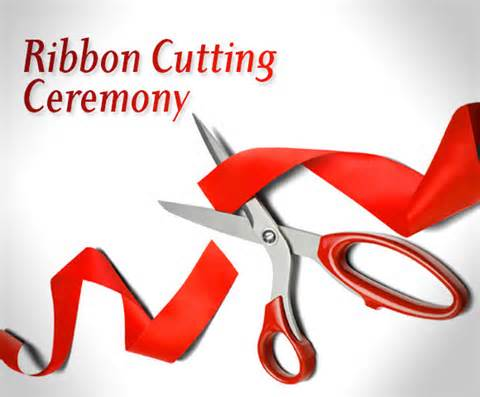 Ribbon Cutting Ceremony for Mosaic