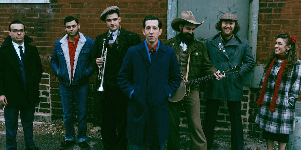 Chillicothe Welcomes Pokey LaFarge & His Band
