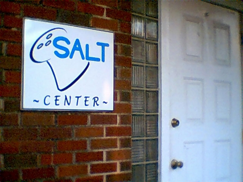 The SALT Center Seeing Improvements