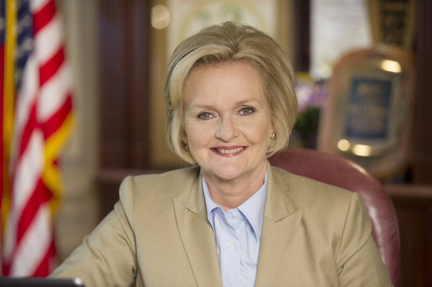Senator McCaskill on Clean Funding
