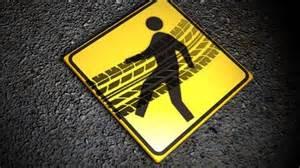 Car hits pedestrian in Columbia