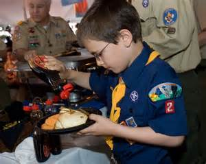 Valentine's Day All You Can Eat Pancake Breakfast by Chillicothe Boy Scout Troop 121