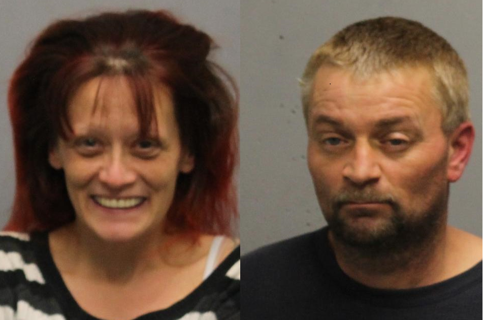 Ludlow Search Warrant Nets Two Locals for Narcotics