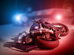 Rear end crash in Benton County sends motorcycle rider to hospital