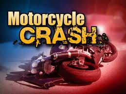Wind blamed for motorcycle crash near Oak Grove