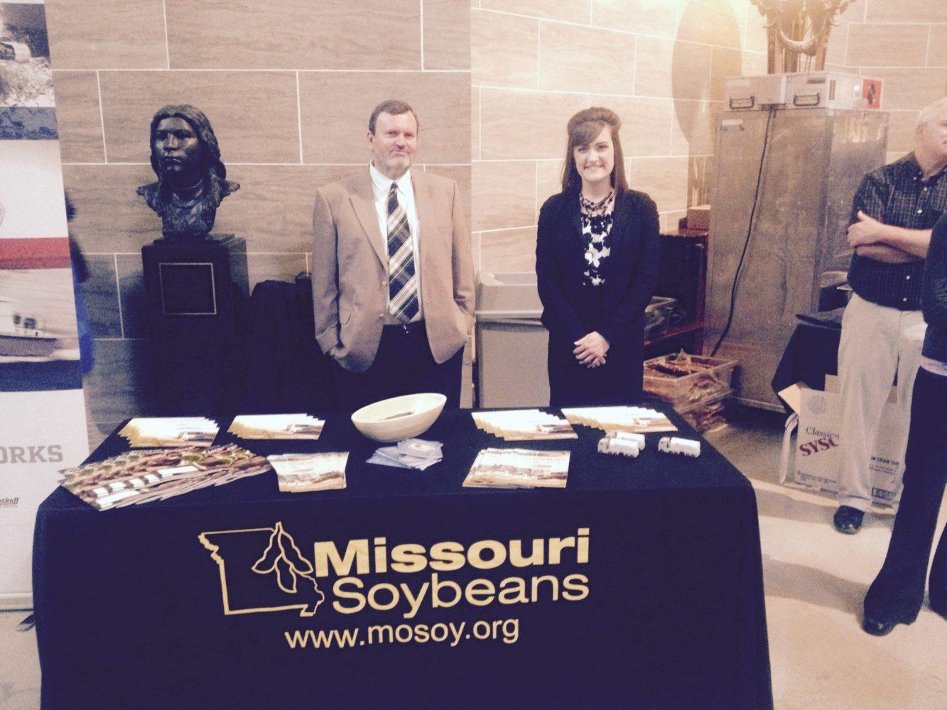 Successful Missouri Soybean Association Annual Meeting