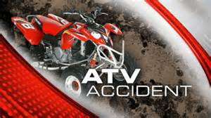 An ATV crash has injured an Eagleville Teen