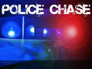 Car chase in Cass County