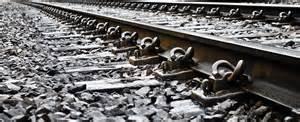 Pedestrian struck by train in Johnson County