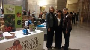 Missouri Prairie Foundation Booth