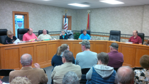 The Carrollton City Council gathered Monday, June 1st for a regular session.