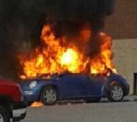 UPDATE-Breaking News: Carrollton Car Fire