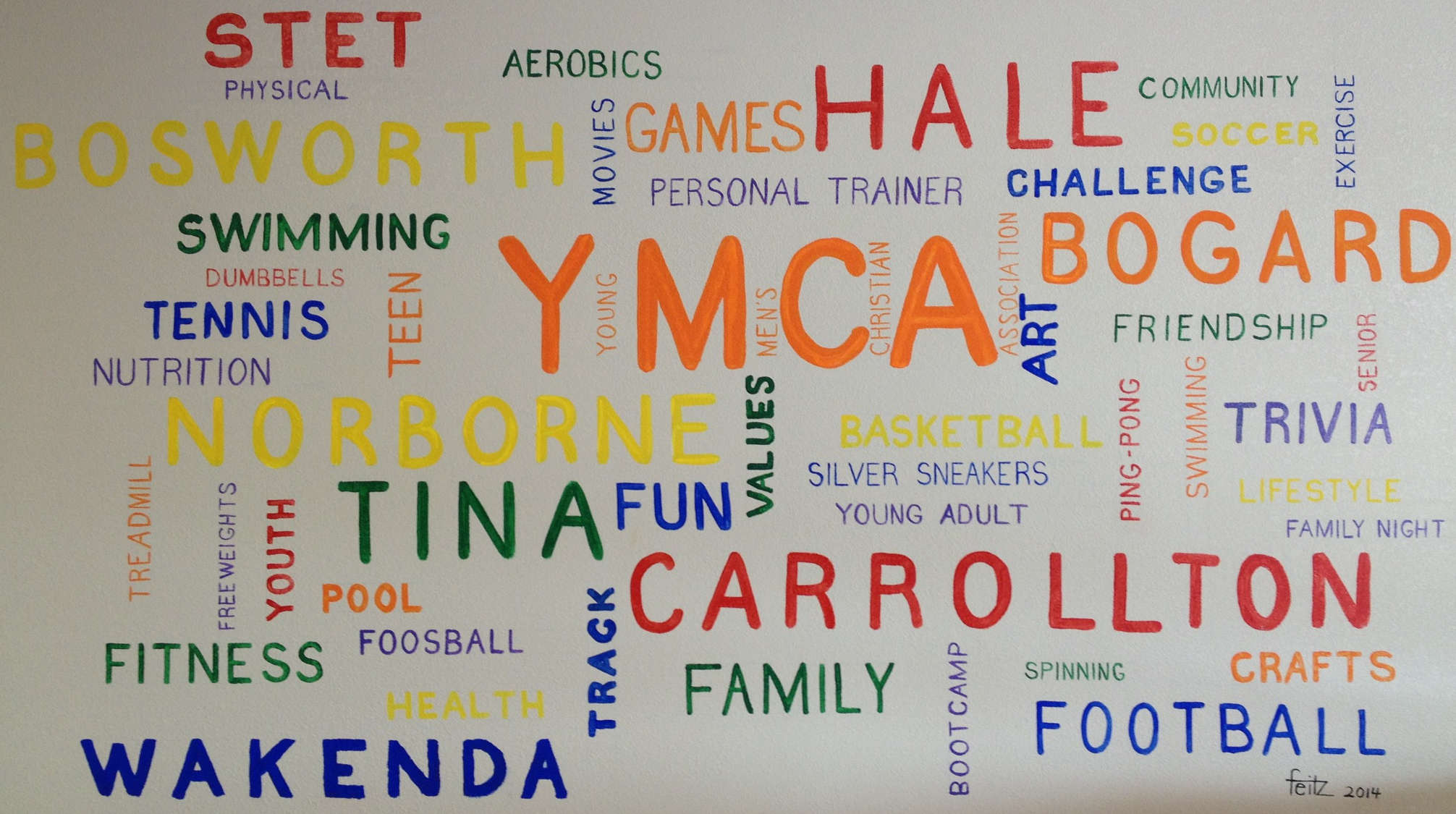 Carroll County YMCA receives $2,500 donation from local farmer to fund low income discount program