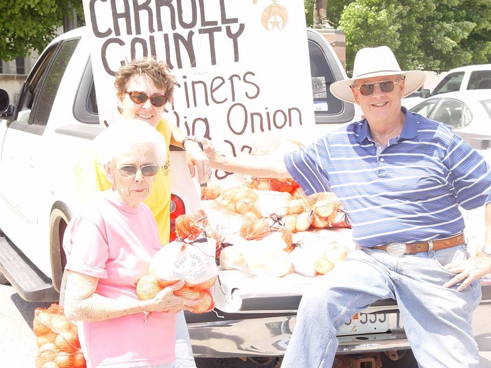 Sweet Vidalia Fundraiser Back in Carrollton