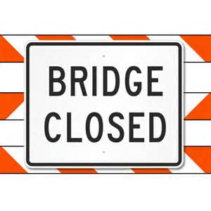 Highway 291 Bridge Closed for Emergency Repairs
