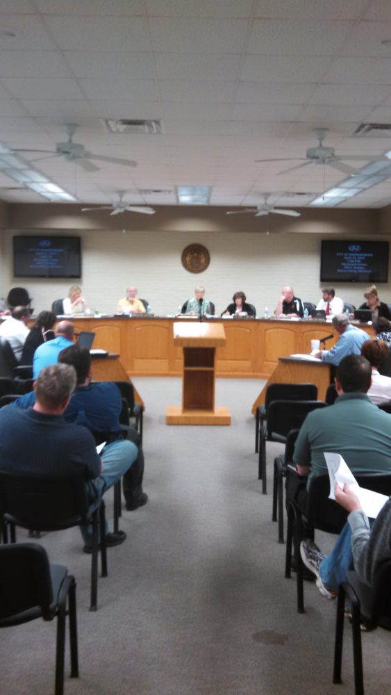 Warrensburg City Council meeting: Preview