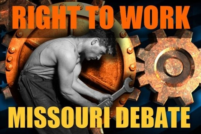 Missouri's Right To Work Legislation Seeks Final Approval on Senate Floor
