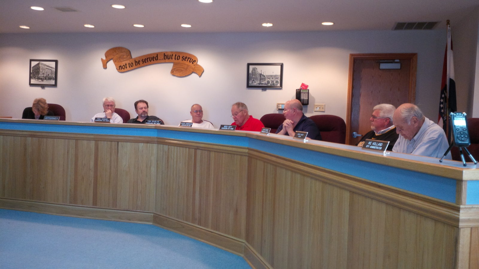 Chillicothe Council Approves Danner Park Maintenance Bid