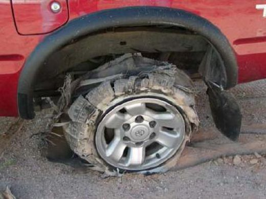 Memorial Day Tire-Safety Tips