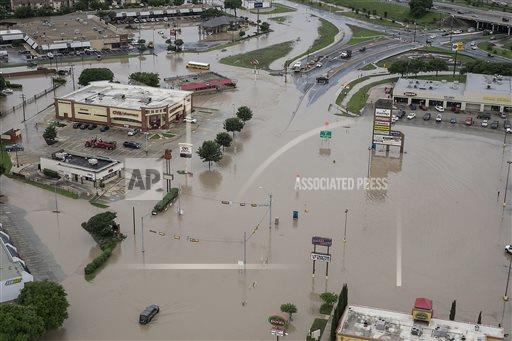 A Dozen Missing Following Texas Flash Floods