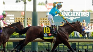 Kentucky Derby winner: American Pharoah