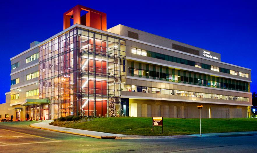 Construction underway on Missouri Orthopaedic Institute expansion