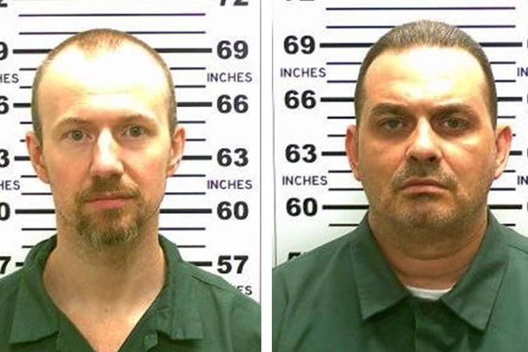 Search for escapees expands to Vermont
