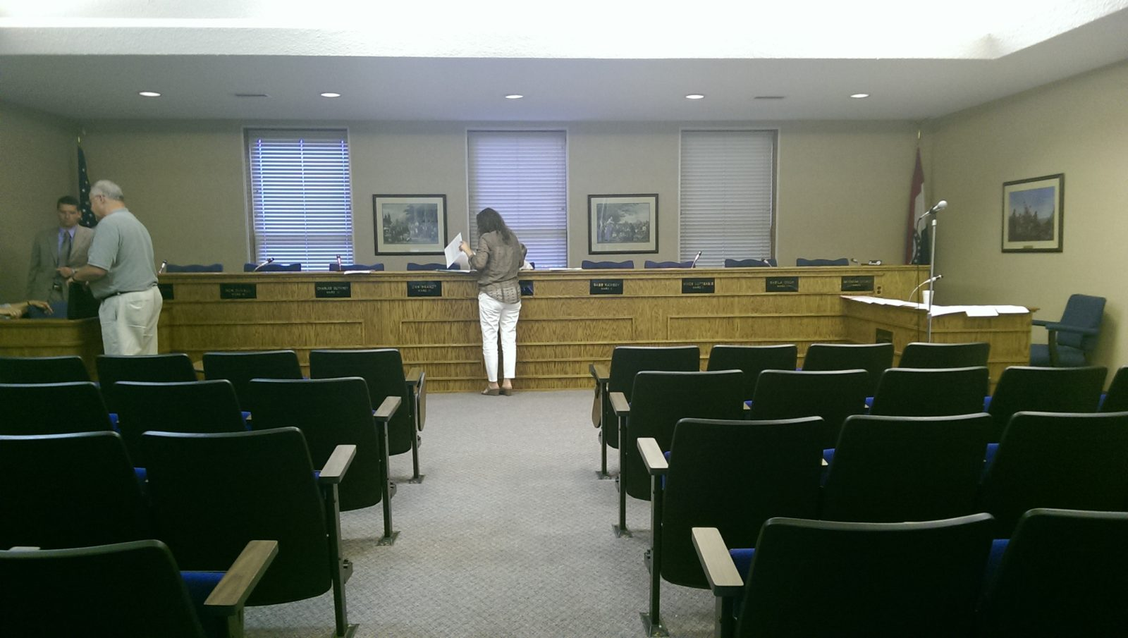 Marshall City Council: Meeting review