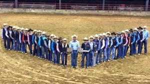 Missouri Valley Vikings Rodeo Team