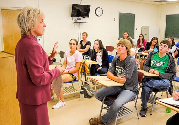 Dual credit course enrollment rises, guidelines change