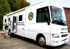 VA mobile service to be provided at Marshall Wal Mart