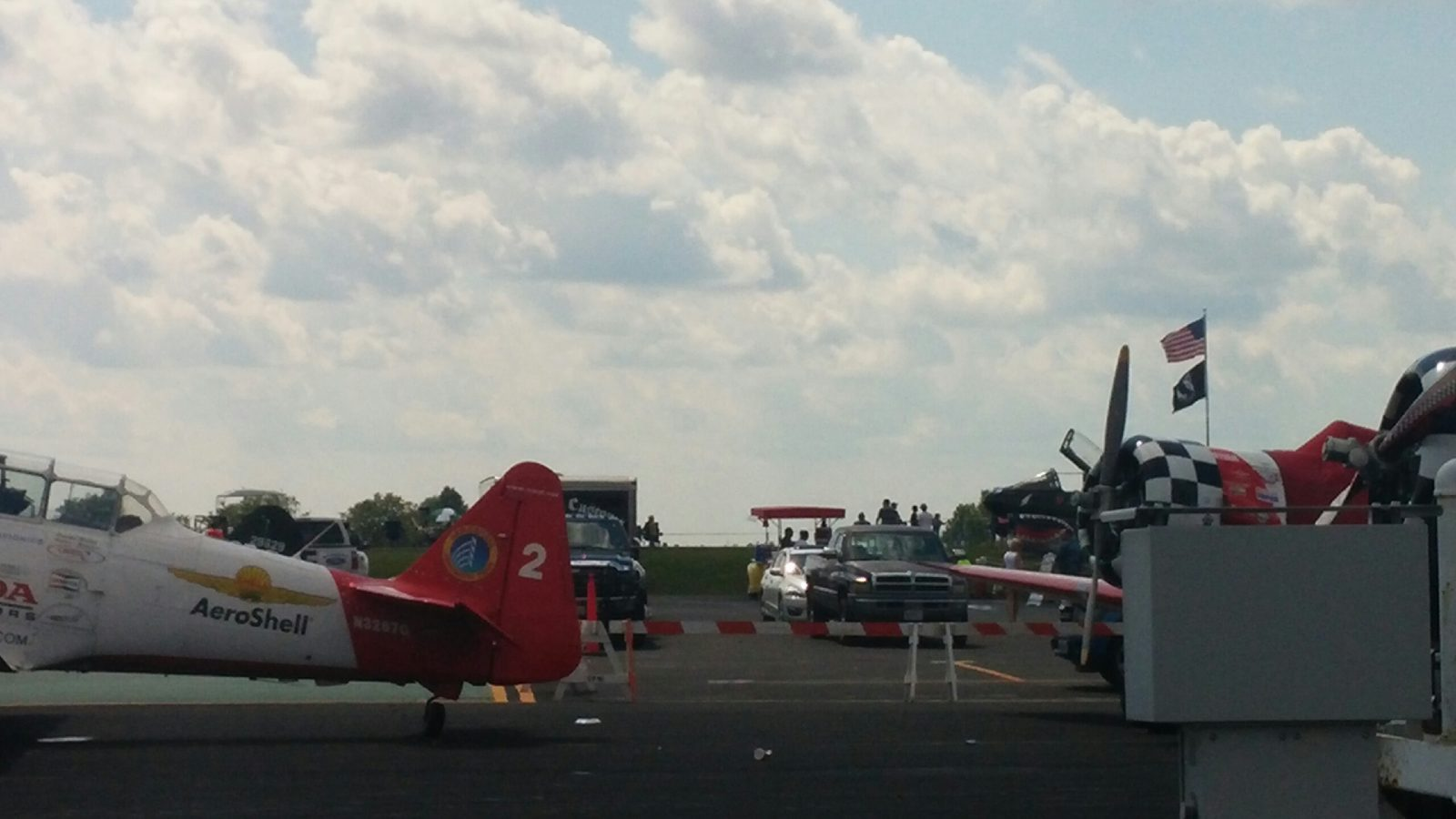 UPDATE: Reported plane crash at Cameron Air Show