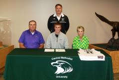 Salisbury native commits to Central Methodist University to play basketball