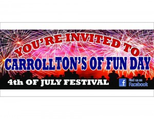 PHOTO: CarrollTON's of Fun Day Facebook page.